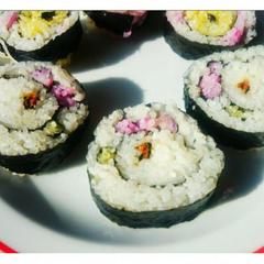 【お魚:たら】黄色でんぶ☆カレー風味