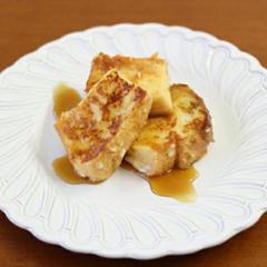 米麹の甘酒を使った 簡単フレンチトースト