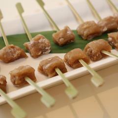 しょうがみりんで作る!くるみ柚餅子