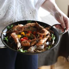 【魚料理】旨味濃縮、アクアパッツァ