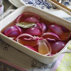 赤玉ねぎのピクルス