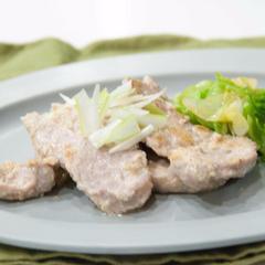 ハイライフポーク豚ヒレ肉の酒粕味噌漬け