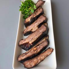 焼肉のタレで ほろっほろバーベキュースペアリブ