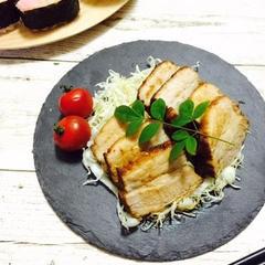 豚肉焼き韓国風