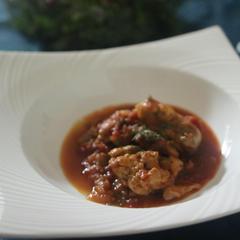 チキンカチャトーレ