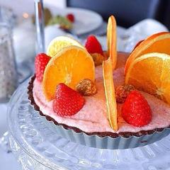 RAWフルーツクリスマスケーキ