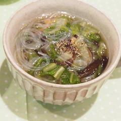 【白菜使い切りレシピ】中華スープ