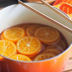 オレンジコンフィとオランジェット