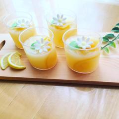 レアシュガースイートのレモンコンポート