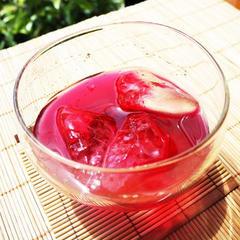 紫蘇ジュース(紫蘇シロップ)