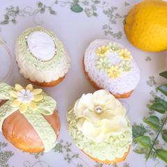 レモンたっぷりレモンケーキ!