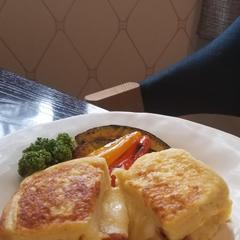 チーズがとろける!フレンチトースト