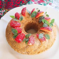 クグロフ風スパイスケーキ