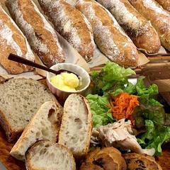 パンに合う『簡単サラダチキン』