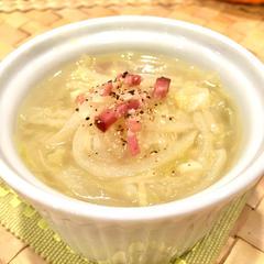 乳酸キャベツスープ(ザワークラウトスープ)
