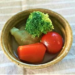 野菜たっぷり甘酒味噌ポトフ