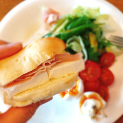 発酵なし💕即席パン