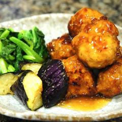 お家ご飯の強い味方❗️肉団子の甘酢あんかけ