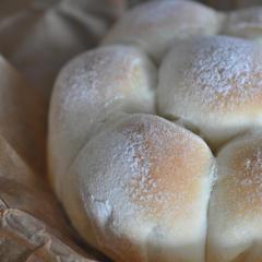 ハチミツ香るミルクパン