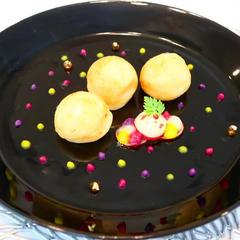 大人気の韓国料理のお菓子 チーズボール치즈볼