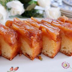 アップルサイドダウンケーキ