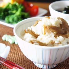 鶏ごぼうの混ぜご飯