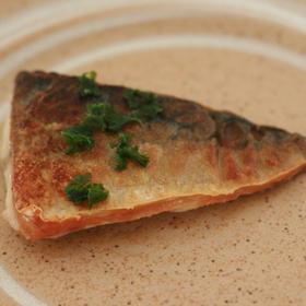 鯖のイタリアンソテー