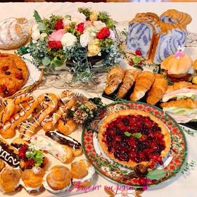 手作りパン教室 Amour au pain♪