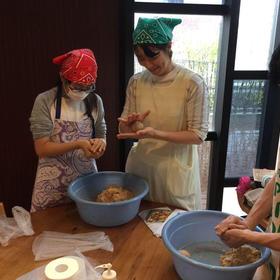 手作り味噌*発酵*和の母めし*こども家庭料理「和ごころ食卓」