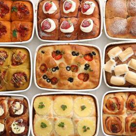 魔法のホーローパンと自家製天然酵母パン教室 いちごきっちん