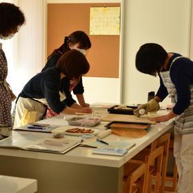 パン・お菓子教室 手作りのお教室 黄色い小麦