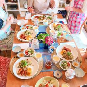 九州の旬野菜果物を愉しむ  永利裕子料理教室