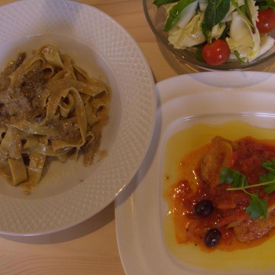 オーガニック料理教室 アトリエ La CUCINA