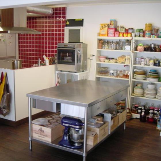ハード系パンと世界の料理教室 *ガストロノマード*