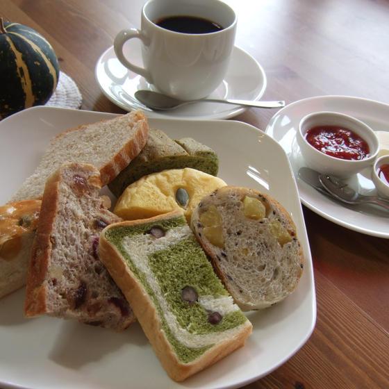 カフェ ポティロン パン教室