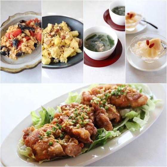 おいしく食べよっ!みんな大好き家庭中華