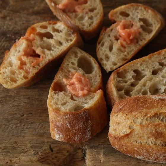 食べだしたら止まらない、罪なパン。みんな大好き!