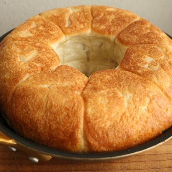 素朴でシンプルなパンなので、毎日でも飽きません