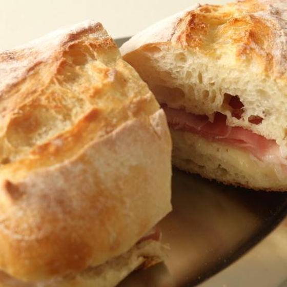 食べやすいので、サンドイッチに最適」