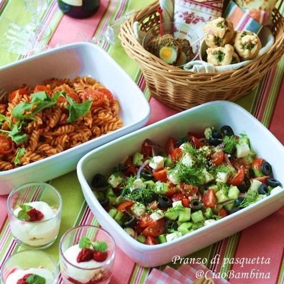 オンラインレッスン・イタリアンなピクニック弁当