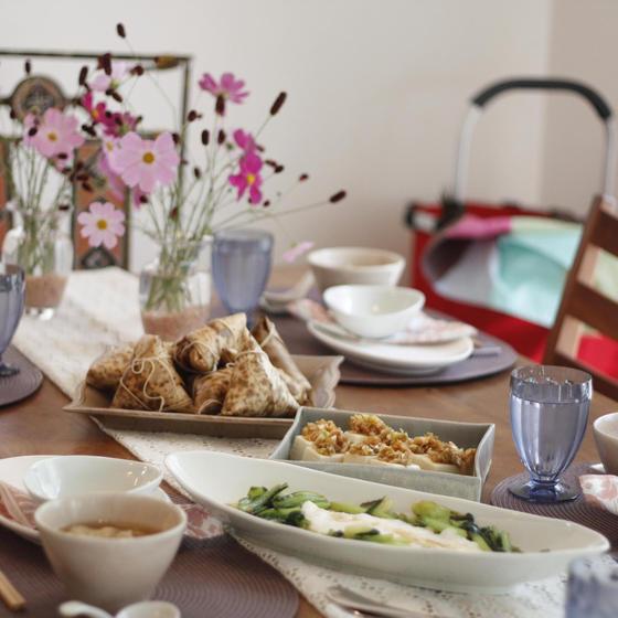 食感と香りを楽しむ初夏の中華(5月)