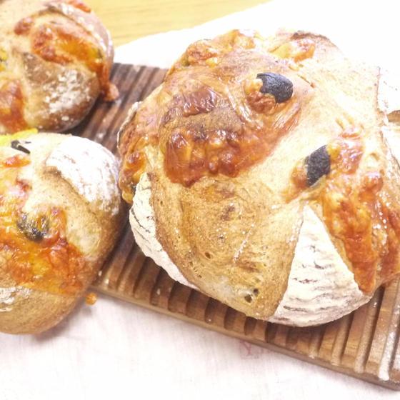 自家製酵母 パン作り中上級者向け