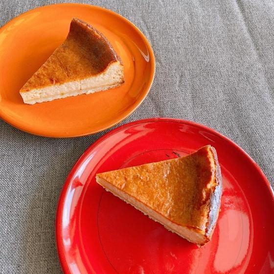 [オンライン]フードプロセッサーでキャラメルチーズケーキ