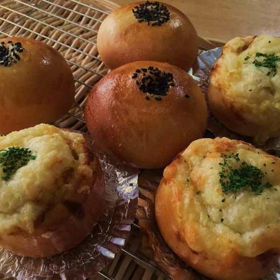 おうちパン教室 Baby Leaf のパン作り初めてさんの体験レッスン!