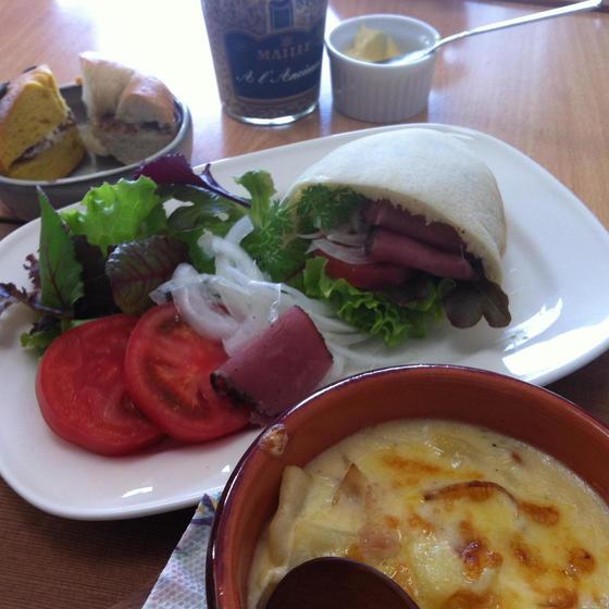 ヘルシー家庭料理と健康食の会