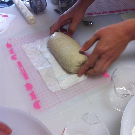 酵母パンコース認定試験