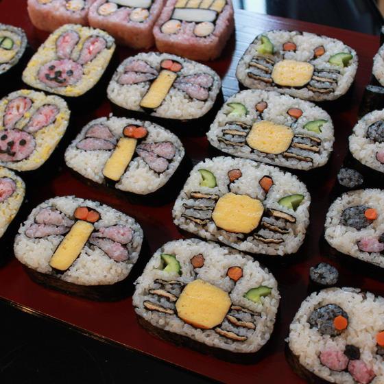 飾り巻き寿司 2級認定講座