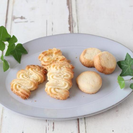 グルテンフリー・米粉のチーズクッキー