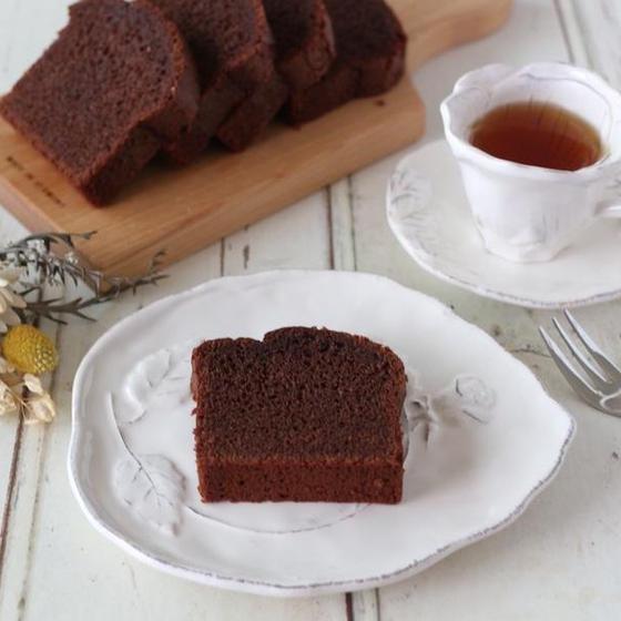 グルテンフリー・米粉のチョコレートケーキ