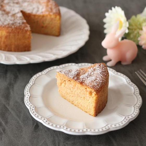 ◆低糖質&グルテンフリー キャロットケーキ◆